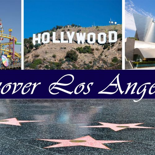 Challenge yourself to see Los Angeles with the Fantastic Race