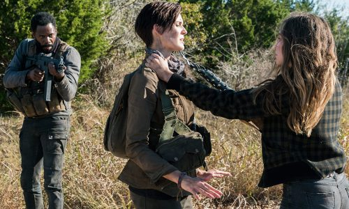 Fear the Walking Dead cast on fear of getting to know each other