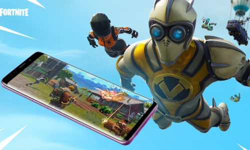 Fortnite Beta now available for Android
