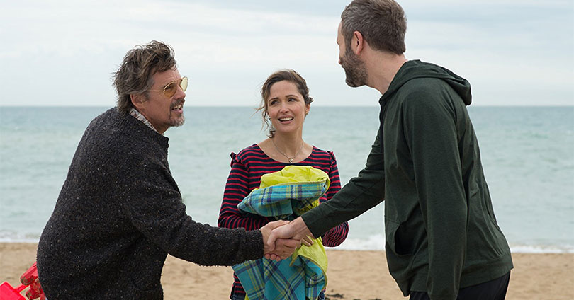 Juliet, Naked - Ethan Hawke, Rose Byrne, and Chris O'Dowd