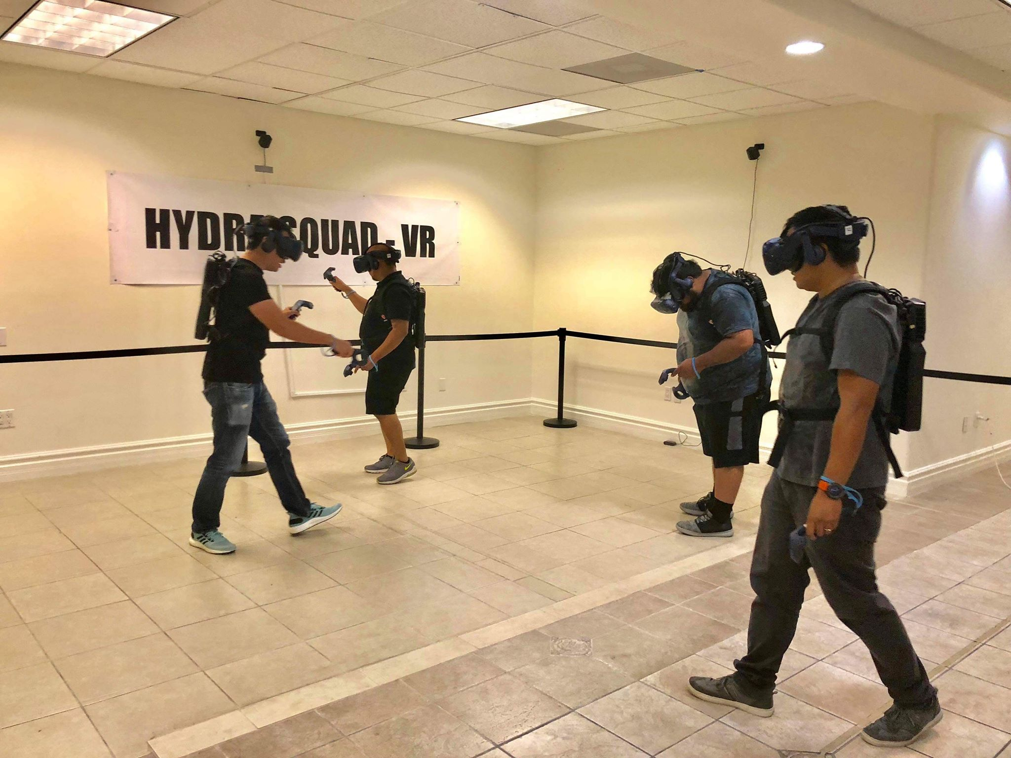 la dragon studios vr escape room