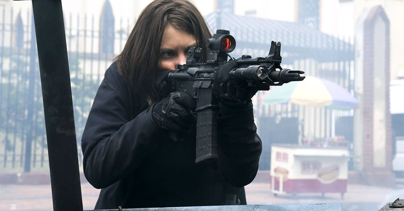 Mile 22 - Lauren Cohan