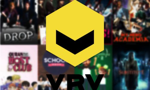 Get through the school year with VRV's curated shows