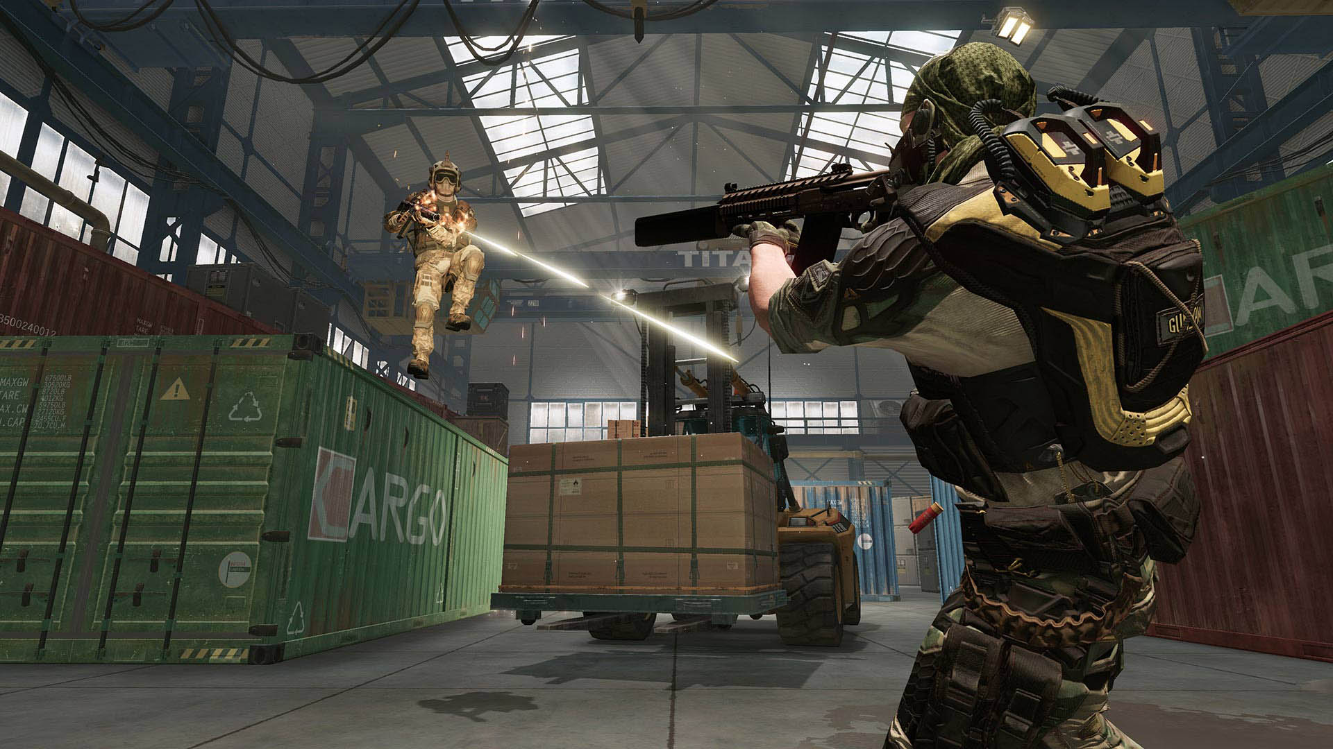 Warface: Collector's Early Access Pack PS4 Giveaway - Nerd Reactor