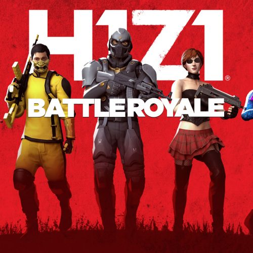 H1Z1: Battle Royale launches today for free on PS4