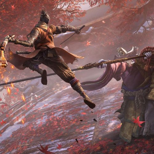 Sekiro: Shadows Die Twice 10 minutes of gameplay preview