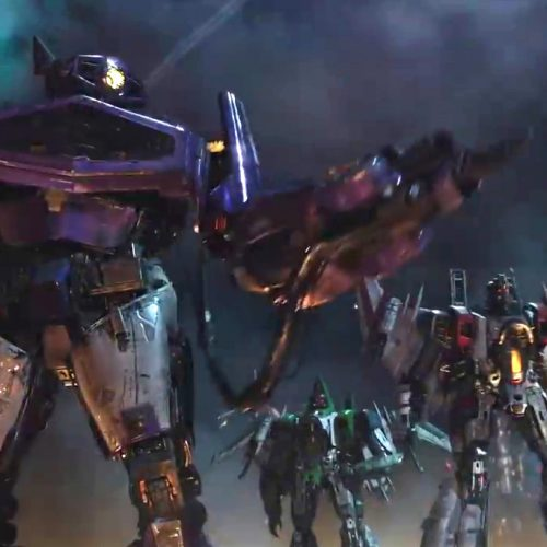New Bumblebee trailer pays homage to G1 Optimus, Soundwave, Shockwave