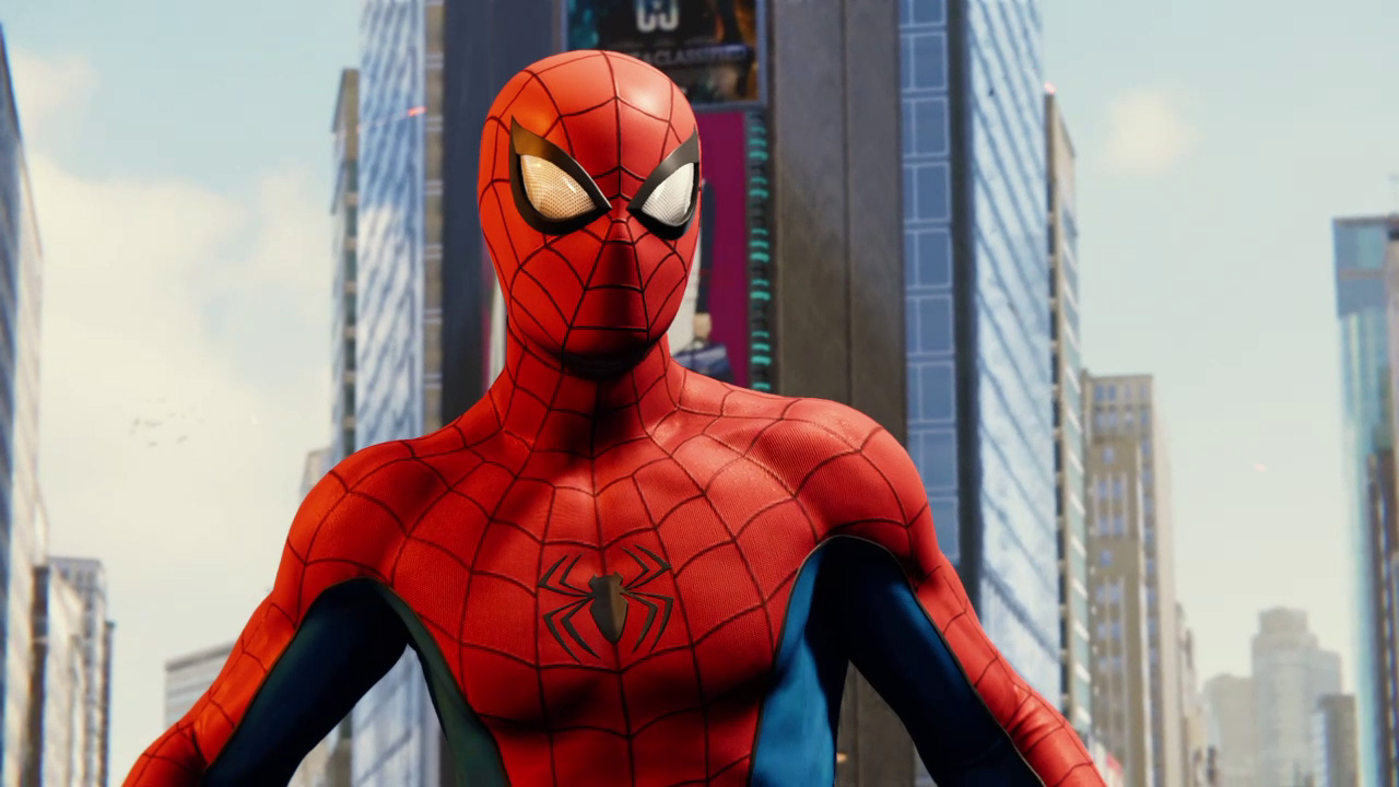marvel's spider-man will have you falling in love with swinging