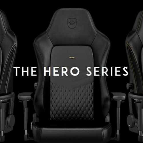 Noblechairs HERO review: New style, same class