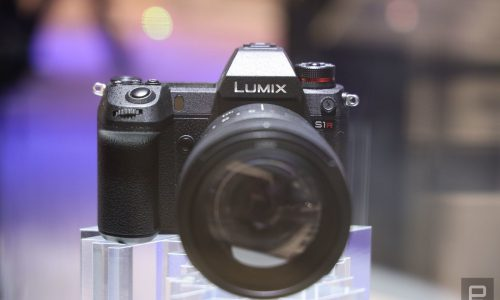 Panasonic announces two new full-frame mirrorless cameras