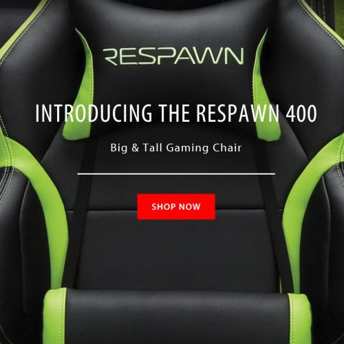 Respawn RSP-400 Review: A Chair for the Big and Tall