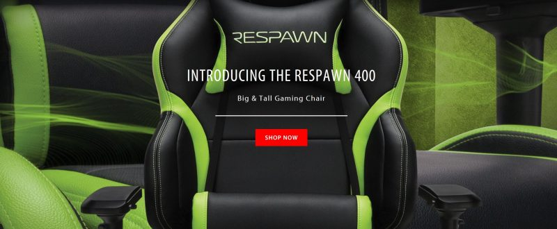 Respawn RSP-400 Nerd Reactor Review
