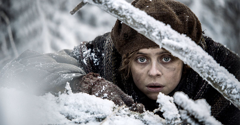 Ashes in the Snow - Bel Powley