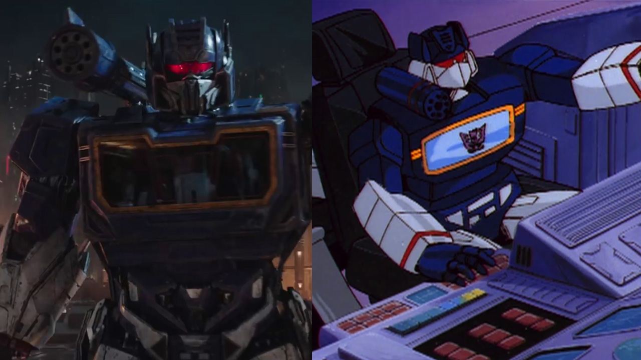 bumblebee soundwave g1 comparison