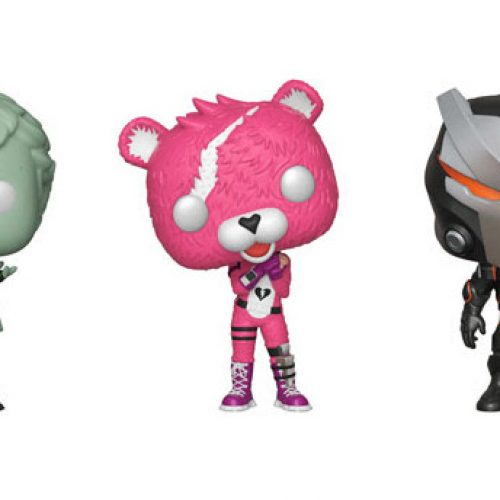 Fortnite is getting the Funko Pop! vinyl treatment