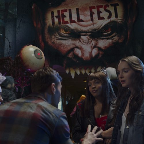 Hell Fest Review: When a killer stalks an amusement park