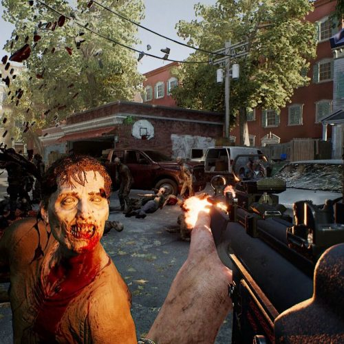 Overkill's The Walking Dead PC Closed Beta starts October 9