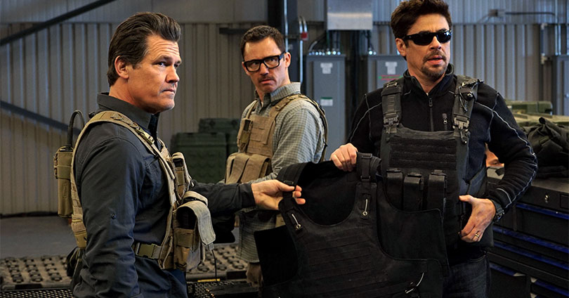 Sicario: Day of the Soldado - Josh Brolin & Benicio Del Toro