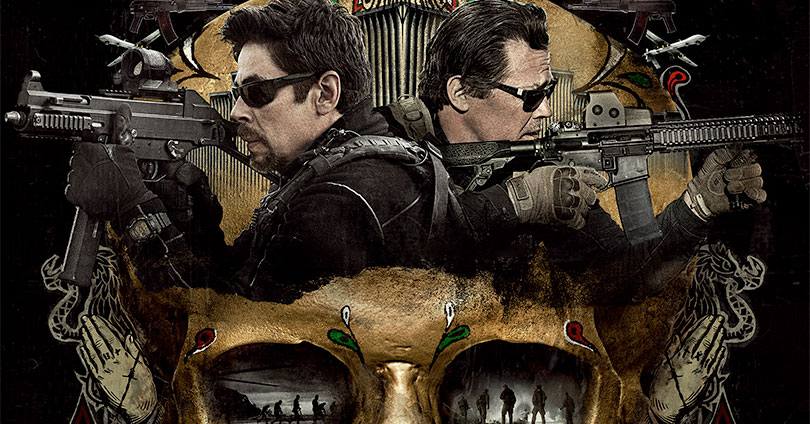 Sicario: Day of the Soldado Theatrical Poster