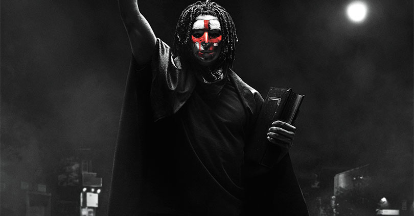 The First Purge Theatrical Poster