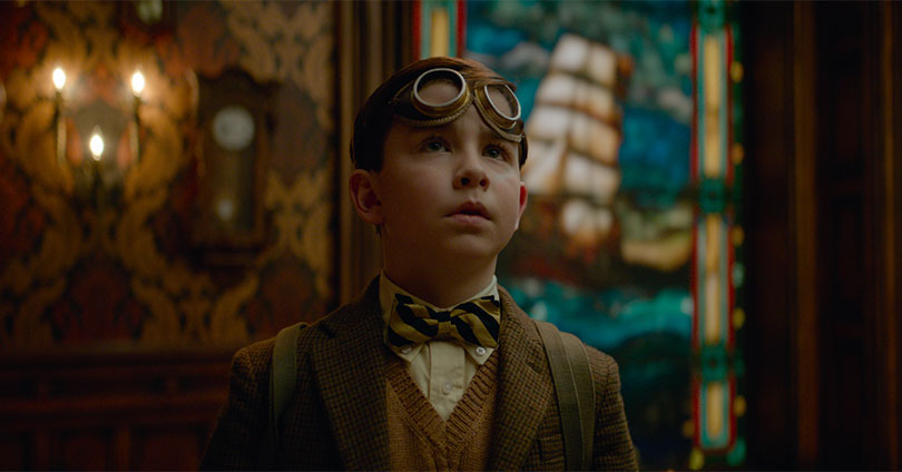 The House with a Clock in Its Walls - Owen Vaccaro