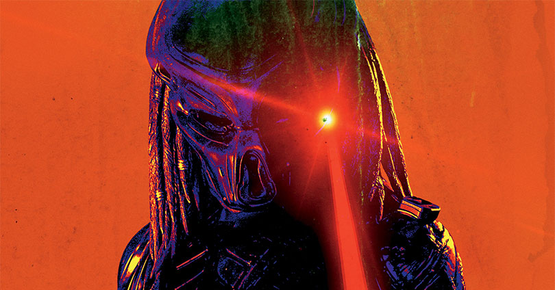 The Predator IMAX Poster