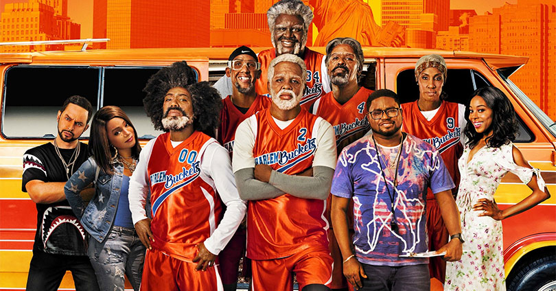 Uncle Drew - Theatrical Poster