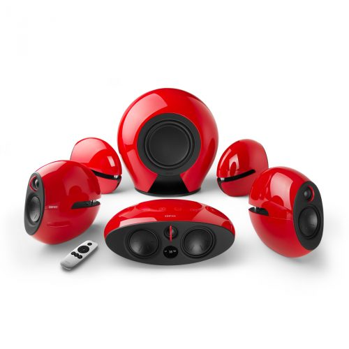 Edifier E255 Home Theater System Review