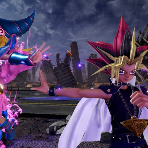 Jump Force introduces new characters including Yu-Gi-Oh