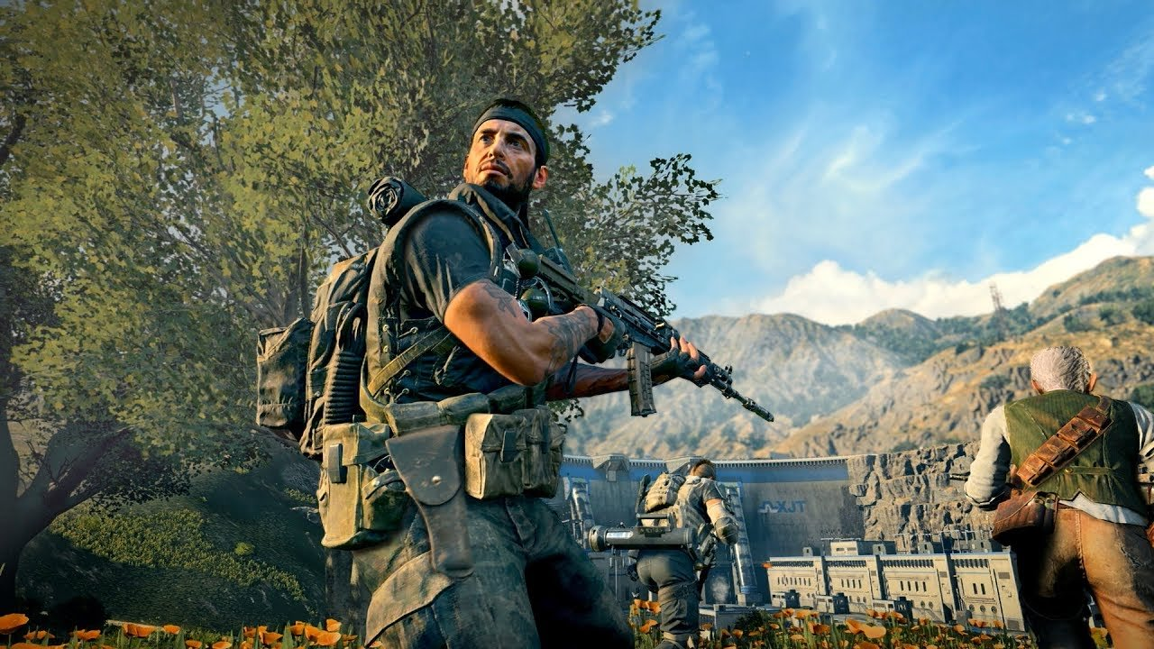 call of duty black ops iv blackout Call of Duty: Black Ops 4