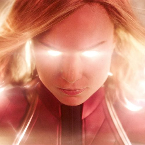 The '90s are back once again in the new Captain Marvel trailer