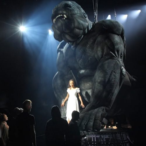 King Kong is getting a Broadway musical