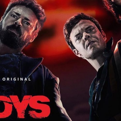 First look at Seth Rogen's The Boys
