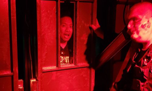The 17th Door returns with shocking, disgusting and intense haunted experience