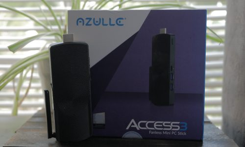 The Azulle Access 3 PC stick let's you put a computer in your pocket (Review)