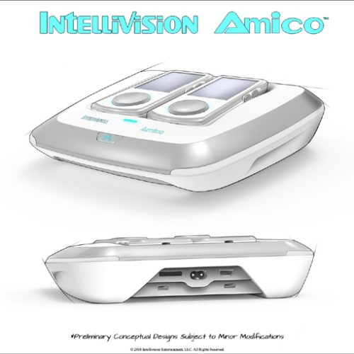 Intellivision Amico console announced and will focus on family-friendly games