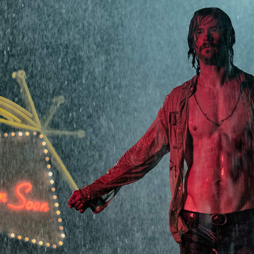 'Bad Times at the El Royale' brings pulp back to theaters (review)