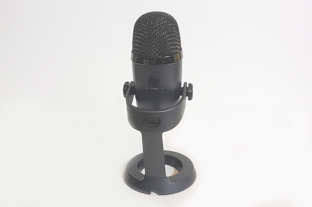 Blue Yeti Nano Usb Microphone Is A Worthy Sibling To The