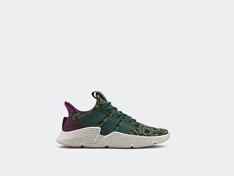 competitive price c39ca c930a Adidas x DBZ Gohan and Perfect Cell shoes set to release on ...