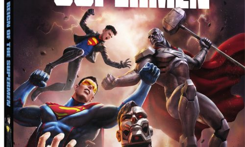 Reign of the Supermen coming January 29