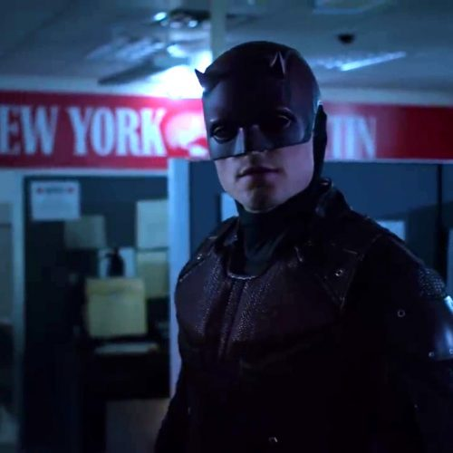Bullseye is a menace in Daredevil Season 3 trailer