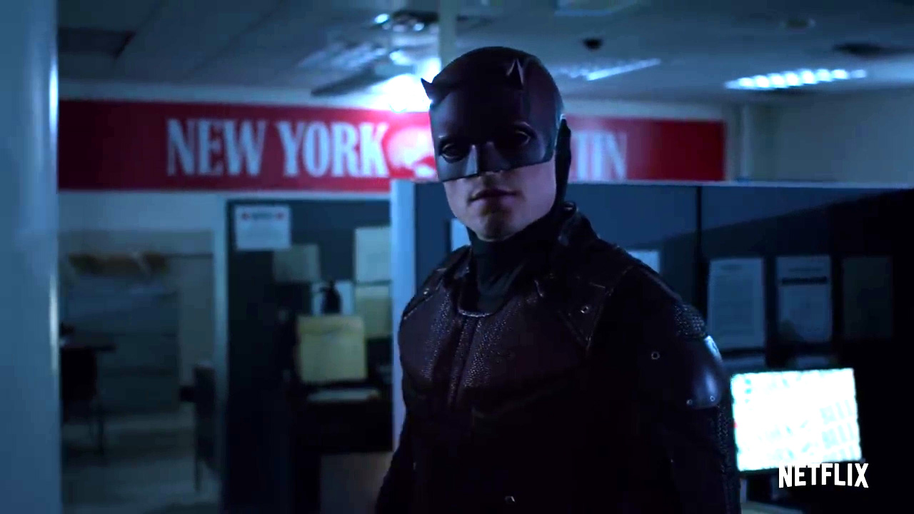Daredevil season 3 trailer Bullseye