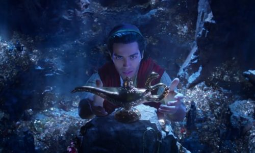 Disney's Aladdin teaser trailer teases Iago and the Cave of Wonders