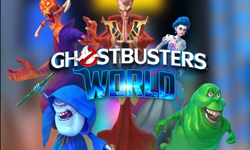 Ghostbusters World AR mobile game now available on iOS and Android