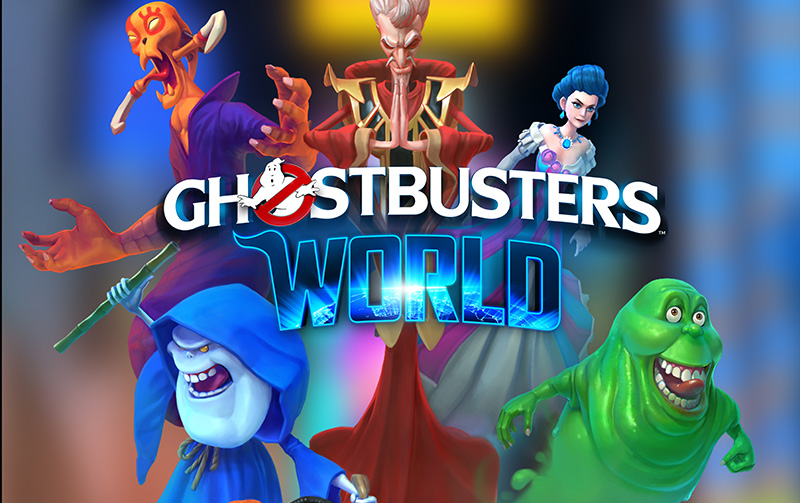 Ghostbusters World Key Art thumb