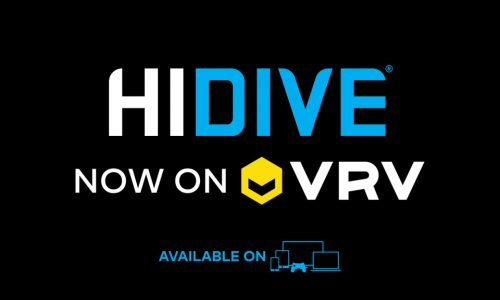 VRV announces partnership with HIDIVE