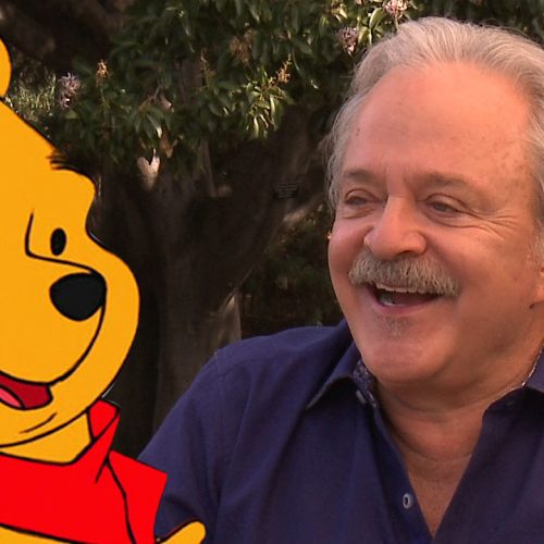 Jim Cummings on Winnie the Pooh and Christoper Robin impacting people
