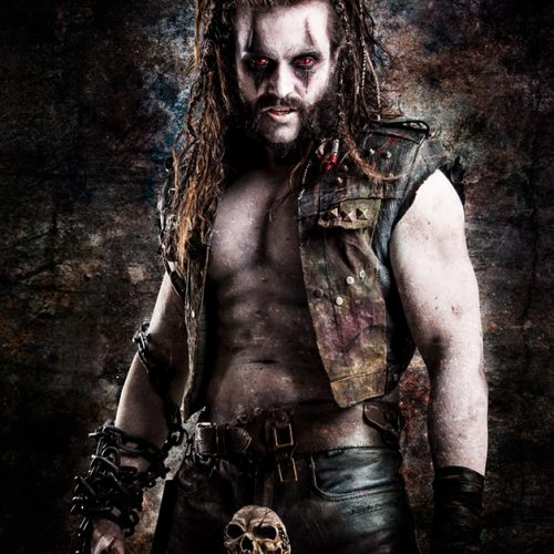 First look at Lobo on Syfy's Krypton