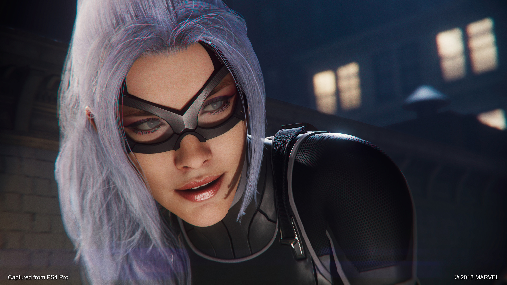 Marvel's Spider-Man: The Heist - Black Cat - 01
