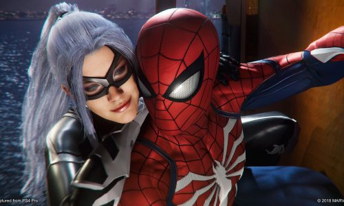 Black Cat toys with Peter in Marvel's Spider-Man: The Heist DLC (review)